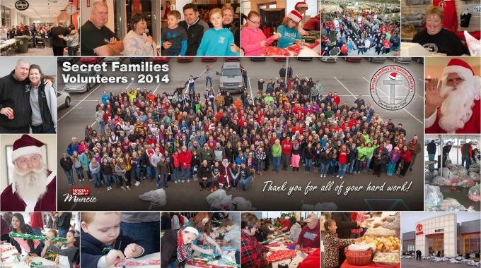Secret Families 2014